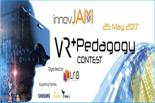 InnovJam VR+ Pedagogy Contest 2017