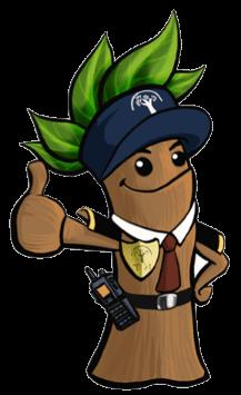 KTree Mascot Pith